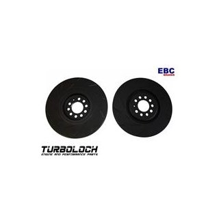 EBC Black Dash Disc Sportbremscheibe USR1153 VA (334x32 mm) - Audi TT V6 3.2 VW Golf 4/5 R32